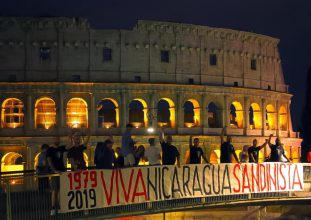 40° Rivoluzione Nicaragua